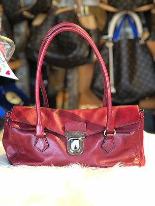 Prada Camoscio Easy Shoulder Bag