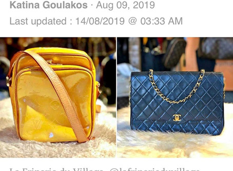 Top of the list Best Spots in Montreal for Pre Owned Luxury Bags