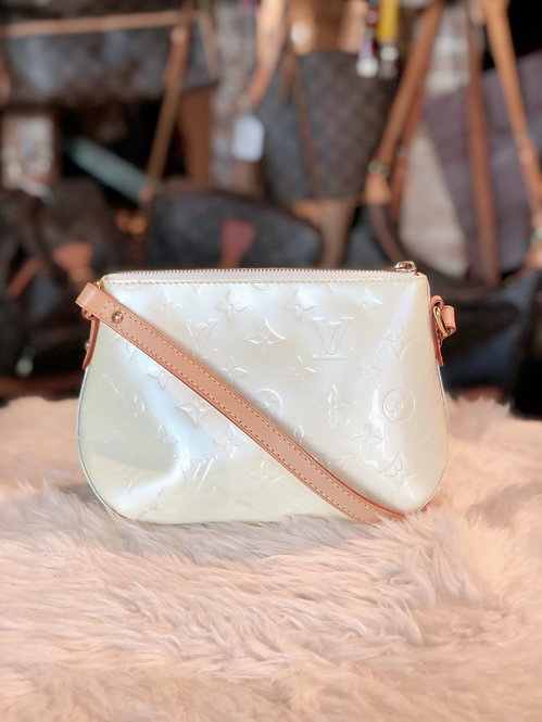 Louis Vuitton Vernis Minna Street Bag