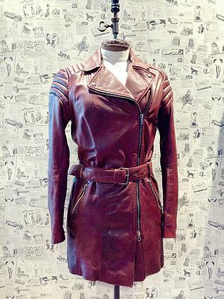 Soïa & Kyo Leather Jacket