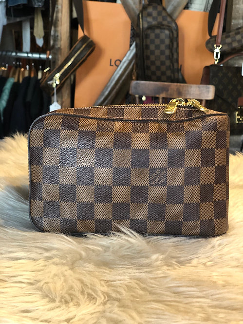 Louis Vuitton Damier Ébène Géronimos Waist Bag