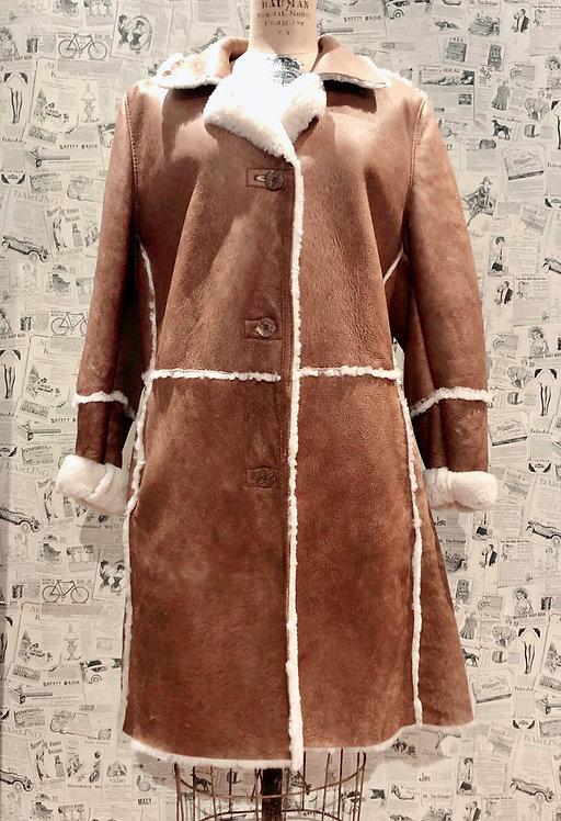 Bod & Christensen Shealing Coat