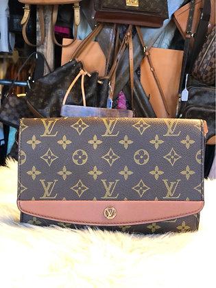 Louis Vuitton Monogram Pochette Bordeaux