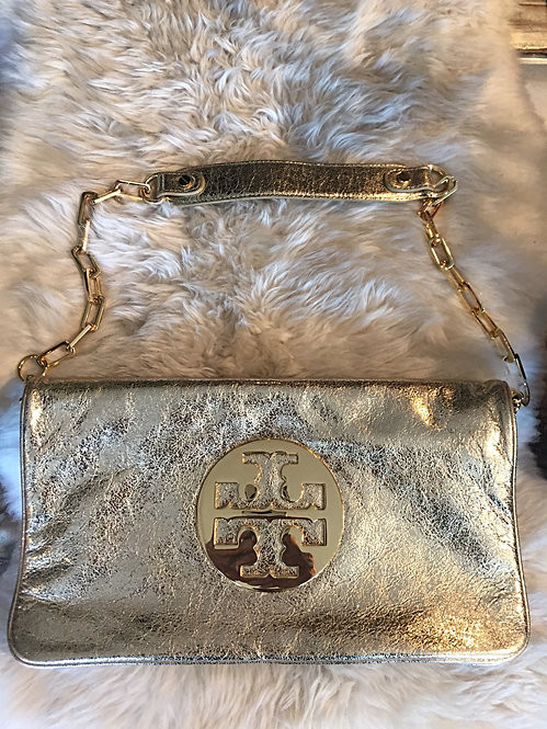 Tory Burch Reva Clutch Bag