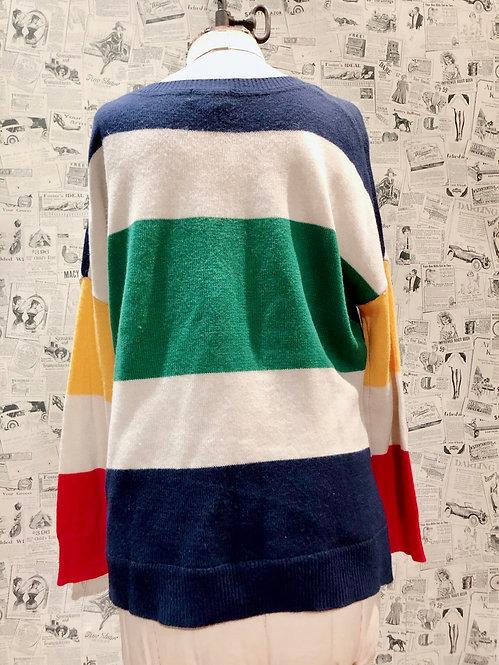 Hudson's Bay Wool/Cashmere Sweater