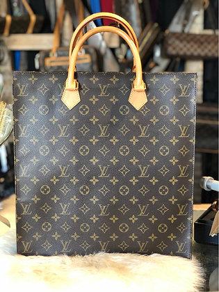 Louis Vuitton Monogram Sac Plat