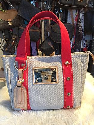 Louis Vuitton Antigua Cabas PM Bag