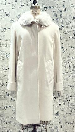 Maīa Lysander Cashmere & Wool Coat