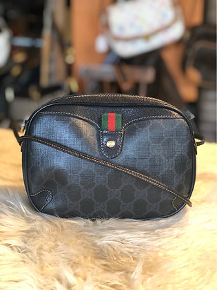 Gucci Vintage GG Plus Crossbody Bag