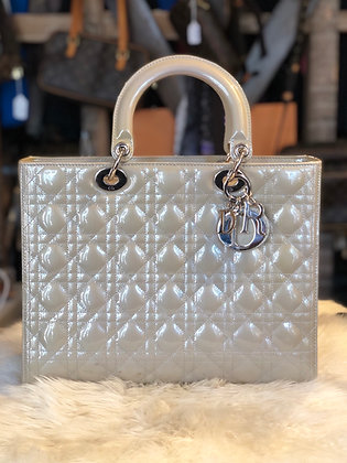 Christian Dior Large Lady Dior Bag