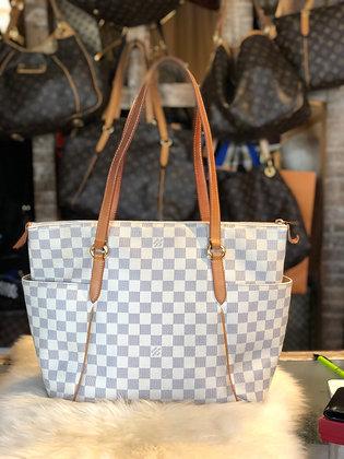 Louis Vuitton Damier Azur Totally MM
