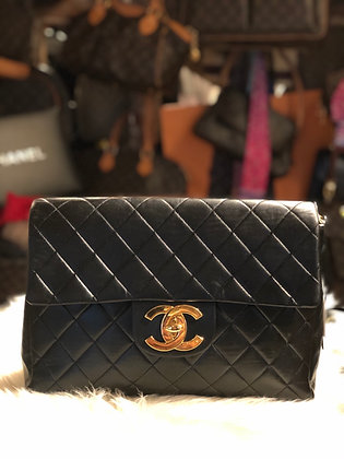 Chanel Classic Flap Backpack
