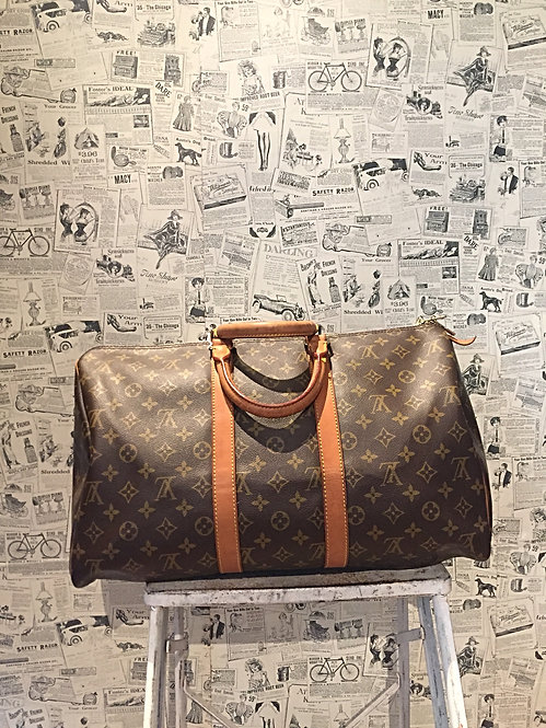 Louis Vuitton Monogram Keepall 45 Bag