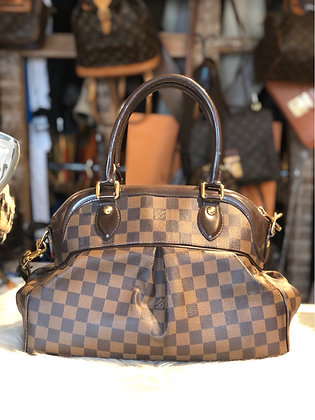 Louis Vuitton Damier Ébène Trevi PM