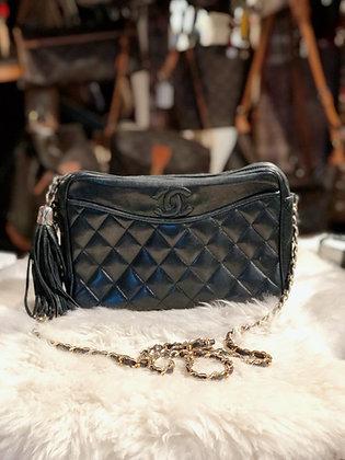 Chanel Vintage Tassel Camera Bag