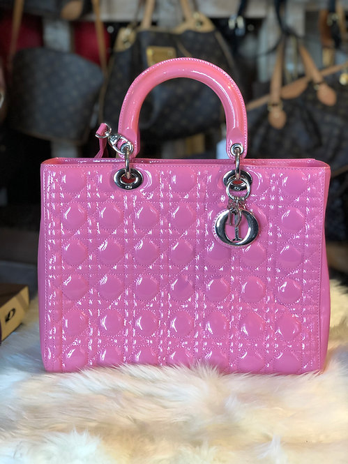 Christian Dior Large Lady Dior