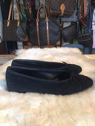 Chanel Flat Shoe