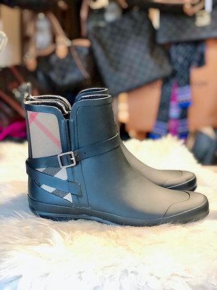 Burberry Riddlestone Rain Boots