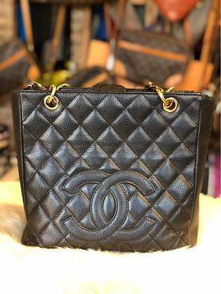 Chanel Petit Timeless Shopping Tote