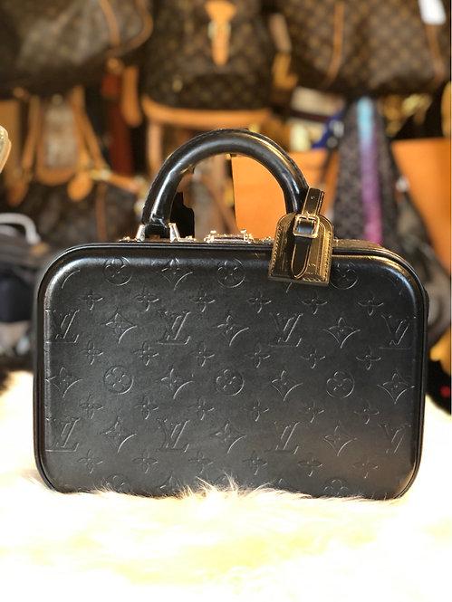 Louis Vuitton Monogram Glacé Valisette MM
