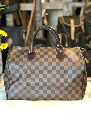 Louis Vuitton Damier Ébène Speedy 30