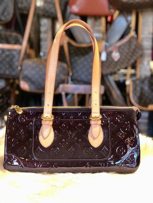 Louis Vuitton Monogram Vernis Rosewood Avenue