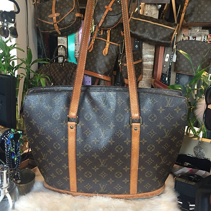 Louis Vuitton Monogram Babylone Tote