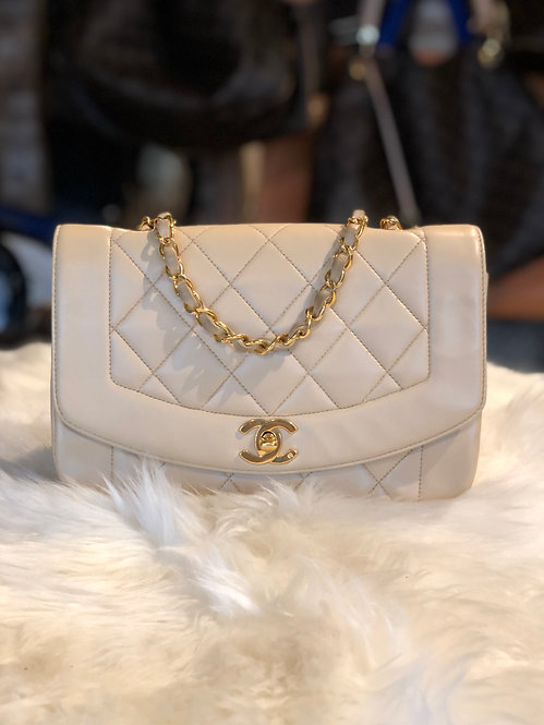 Chanel Diana Flap Bag