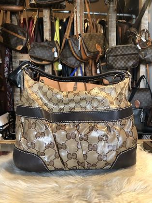Gucci GG Crystal Hobo Bag