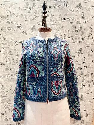 Fox's Zip Up Sweater