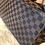 Thumbnail: Louis Vuitton Damier Ebene Hampstead MM