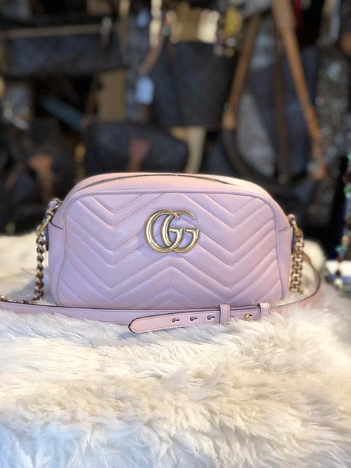 Gucci GG Marmont Matelassé Bag