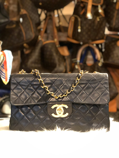 Chanel Maxi Classic Single Flap