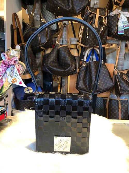 Louis Vuitton Damier Vernis Cabaret Tall Bag