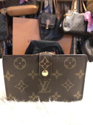 Louis Vuitton Monogram Viennois Wallet