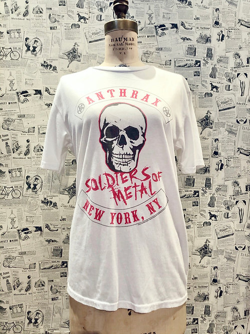 """Chaser """"Anthrax"""" T-Shirt"""