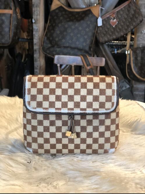 Louis Vuitton Damier Sauvage Gazelle Waiste Bag