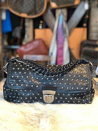 Prada Lux Chain Shoulder Bag