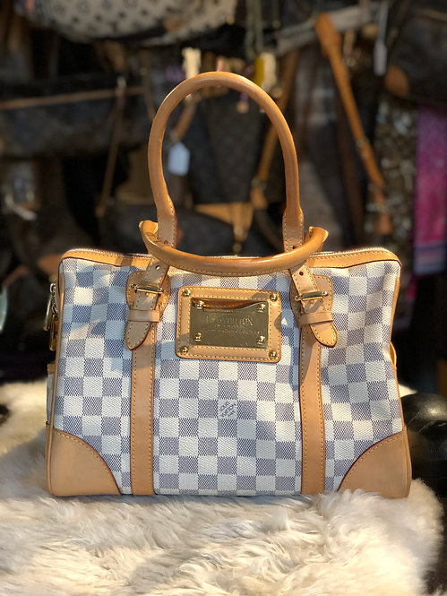 Louis Vuitton Damier Azur Berkeley