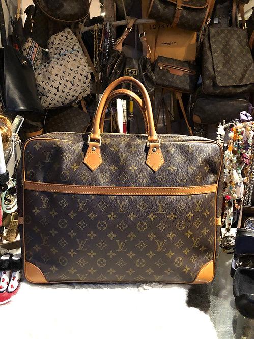 Louis Vuitton Epi Porte Documents Voyage