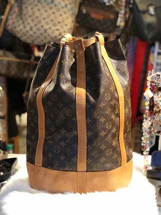 Louis Vuitton Monogram Randonnée GM Backpack