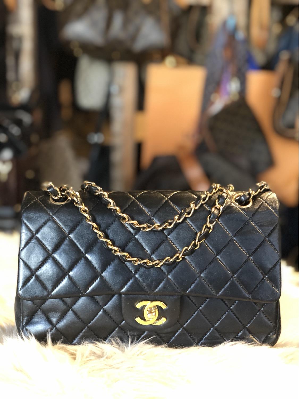 Chanel Medium Double Flap Bag