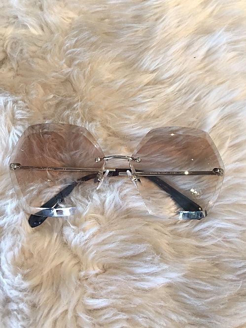 Chanel Round Spring Sunglasses