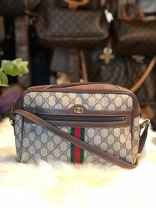 Gucci Vintage Crossbody Bag