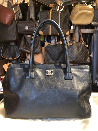 Chanel Cerf Tote with Strap