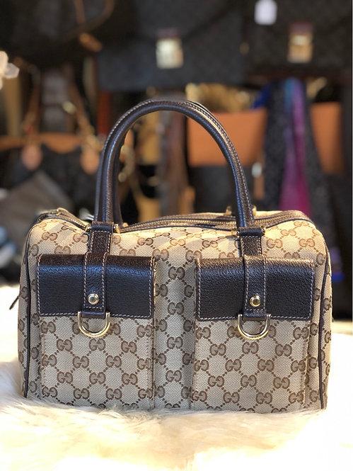 GUCCI GG Medium Abbey Boston Bag