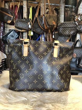 Louis Vuitton Monogram Cabas Piano Bag