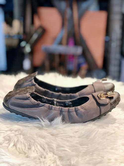 Louis Vuitton Monogram Ballet Flats
