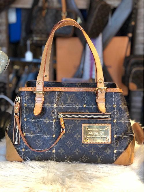 Louis Vuitton Monogram Riveting Bag