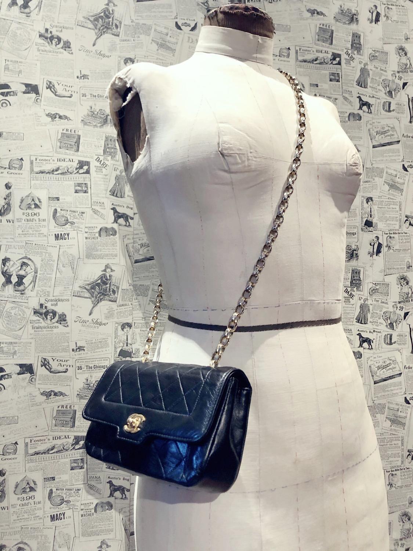 Thumbnail: Chanel Mini Crossbody Flap Bag